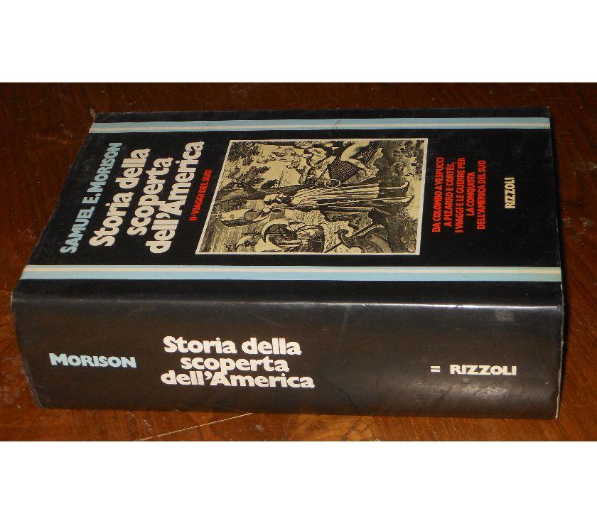 Foto di Vivastreet.it STORIA DELLA SCOPERTA DELL'AMERICA, SAMUEL E. MORISON, 1976.