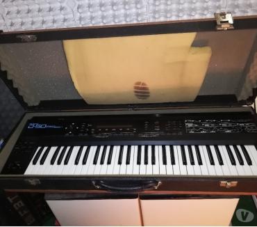 Foto di Vivastreet.it Tastiera Roland D50 Espanso Mex + Custodia + Opzional