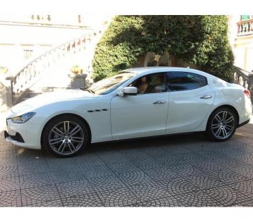 Foto di Vivastreet.it Auto matrimonio Maserati Ghibli Gran Lusso