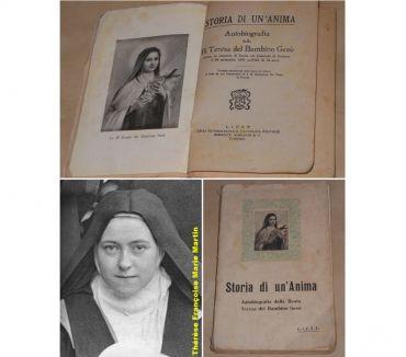 Foto di Vivastreet.it Storia di un'Anima, Thérèse Françoise Marie Martin, 1923.