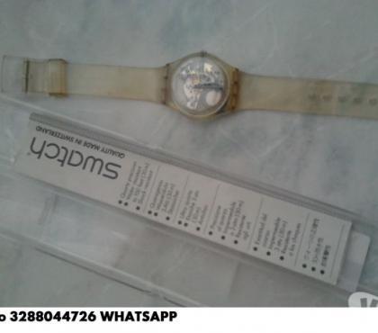 Foto di Vivastreet.it Orologio swatch da collezione usata
