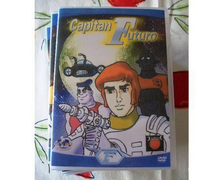 Foto di Vivastreet.it Capitan Futuro tutta le serie in 9 dvd originali mondo