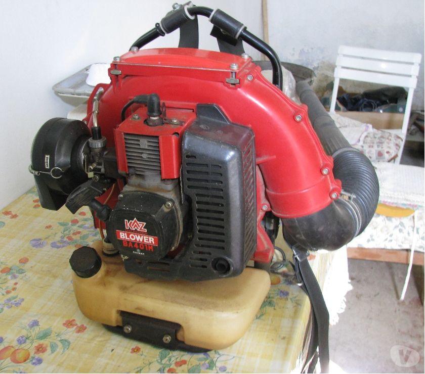 macchinari e attrezzature industriali Viterbo e provincia Viterbo - Foto di Vivastreet.it Soffiatore Aria Professionale Spalleggiato