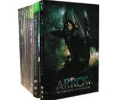 Foto di Vivastreet.it Dvd originali serie tv completa ARROW 7 stagioni