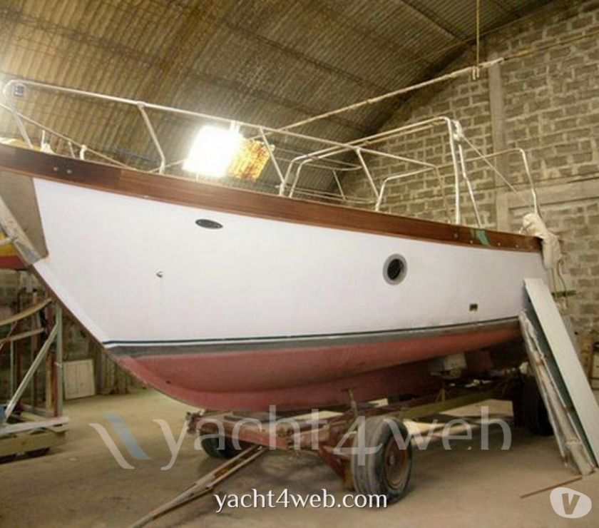 gozzo pascia epoca raro aprea style Qualiano - Barche ...