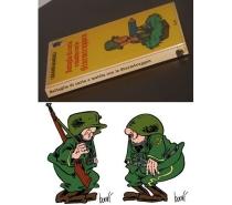 Foto di Vivastreet.it Battaglie di carta e matita con le Sturmtruppen,Rizzoli 1979