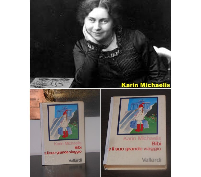 Foto di Vivastreet.it Bibi e il suo grande viaggio, Karin Michaelis, Ed. Vallardi
