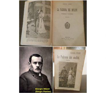 Foto di Vivastreet.it La Padrona dei mulini, Giorgio Ohnet, FIRENZE A. SALANI 1922