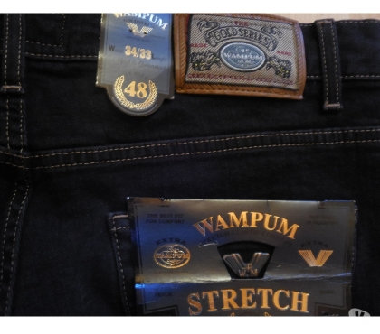 Foto di Vivastreet.it Wampum jeans stretch tg. 48 nuovi