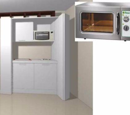Foto di Vivastreet.it Cucina monoblocco Mini da cm 124+forno microonde