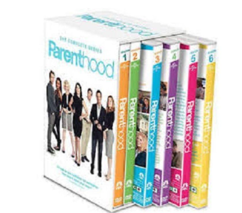 Foto di Vivastreet.it Dvd originali serie tv PARENTHOOD 6 stagioni