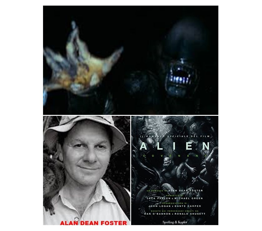 Foto di Vivastreet.it ALIEN: COVENANT, ALAN DEAN FOSTER, Sperling & Kupfer 2017.