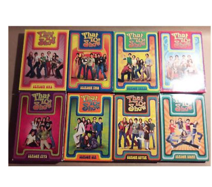 Foto di Vivastreet.it Dvd originali serie tv THAT'S 70S SHOW 8 stagioni