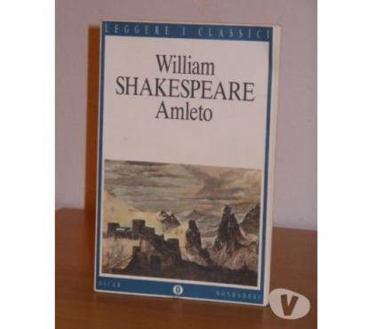 Foto di Vivastreet.it Amleto (Hamlet), William SHAKESPEARE,OSCAR MONDADORI 5, 1993
