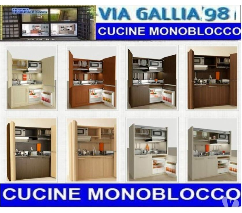 Arredo bed and breakfast a roma-Cucine monoblocco a roma b&b ...