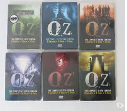 Foto di Vivastreet.it Dvd originali serie tv OZ completa 6 stagioni