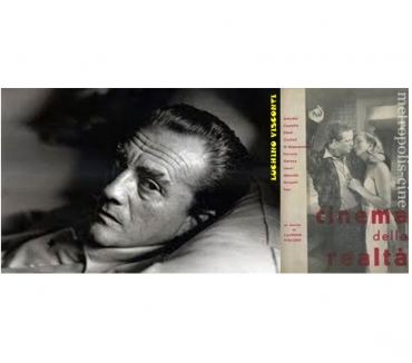 Foto di Vivastreet.it CINEMA DELLA REALTA', UN DOSSIER SU LUCHINO VISCONTI, 1955.