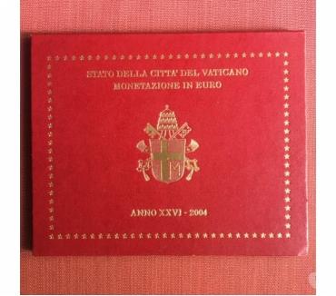 Foto di Vivastreet.it Serie divisionale Vaticano 2004 FDC