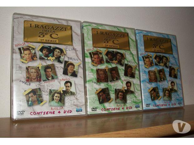 Foto di Vivastreet.it I Ragazzi della 3^C tutti i box dvd originali delle 3 serie