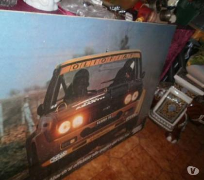 Foto di Vivastreet.it fiat 131 abarth olio fiat pannello promozionale originale