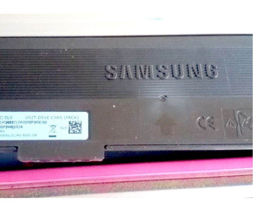 Foto di Vivastreet.it Toner originali Samsung CLP 310 usati parzialmente