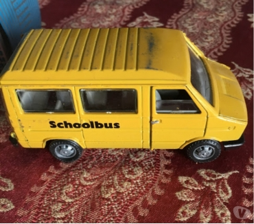 Foto di Vivastreet.it Modellino vintage Fiat Daily 30.8 School bus