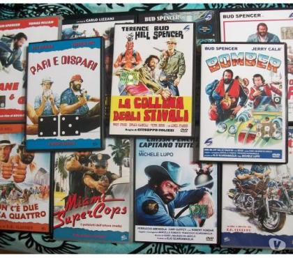Foto di Vivastreet.it Bud Spencer collection in dvd