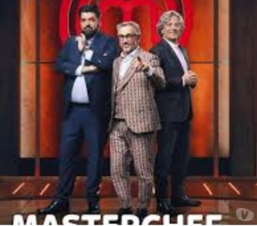Foto di Vivastreet.it DVD ORIGINALI SERIE MASTERCHEF ITALIA completa 10 STAGIONI