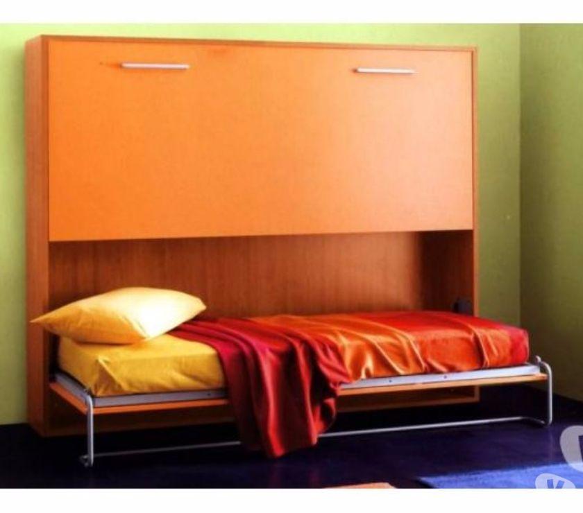 letto castello a scomparsa smart in vendita Roma - Vendita mobili usati