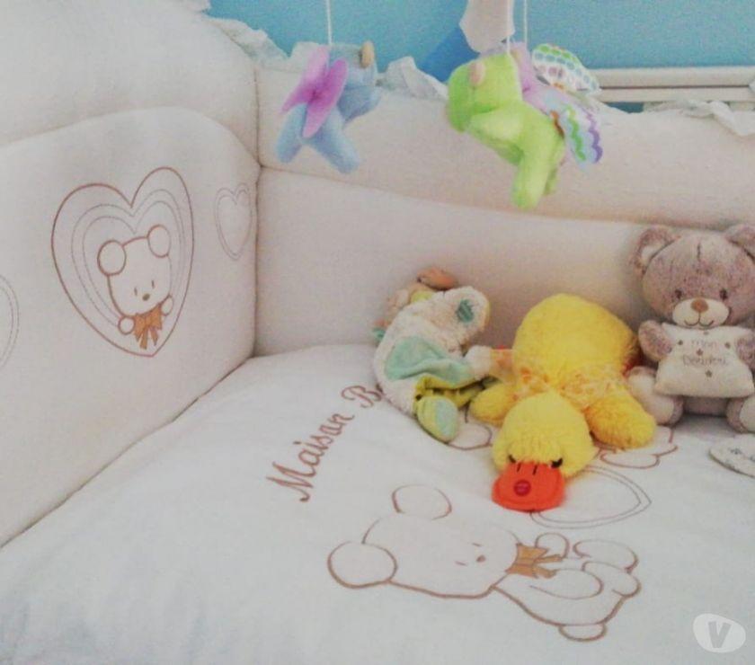 articoli per bambini e giocattoli Vercelli e provincia Vercelli - Foto di Vivastreet.it Lettino Pali + Fasciatoio