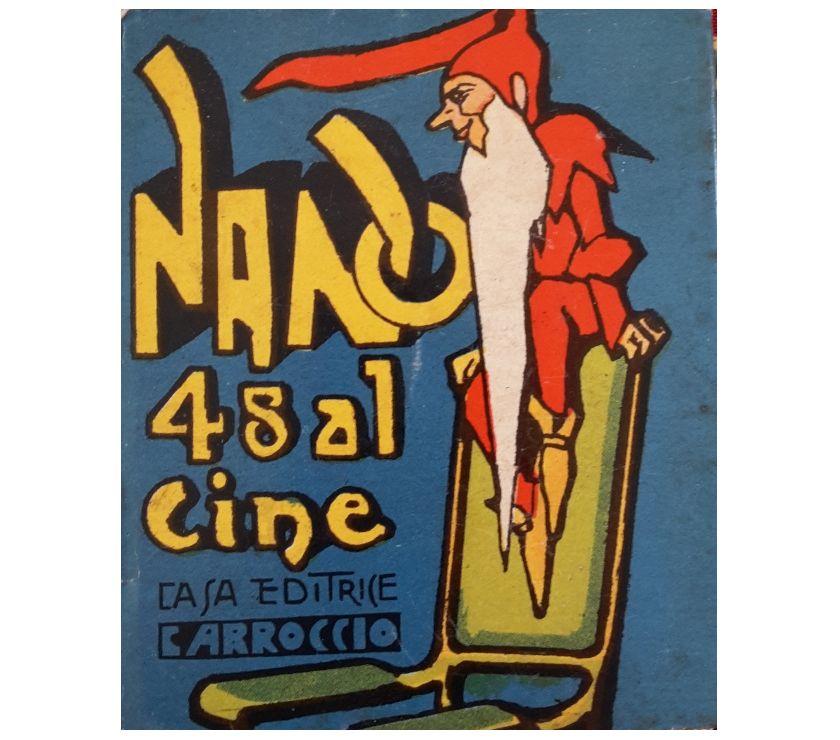 """Foto di Vivastreet.it IL NANO 48 AL CINE, NONNO EBE, Bibliotechina """"BALILLA"""" N. 10"""