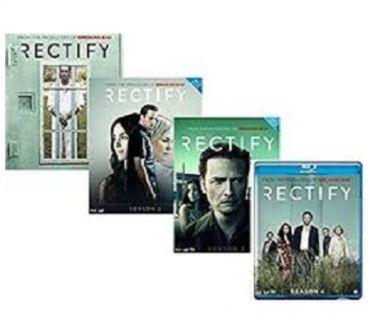 Foto di Vivastreet.it Dvd originali serie tv completa RECTIFY 4 stagioni