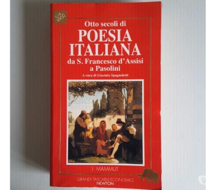 Foto di Vivastreet.it Otto secoli di poesia italiana da S.Francesco d'Assisi a Pas