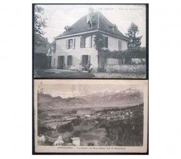 Foto di Vivastreet.it France Francia_Auvergne R.A. 2 cartoline FP AV#03