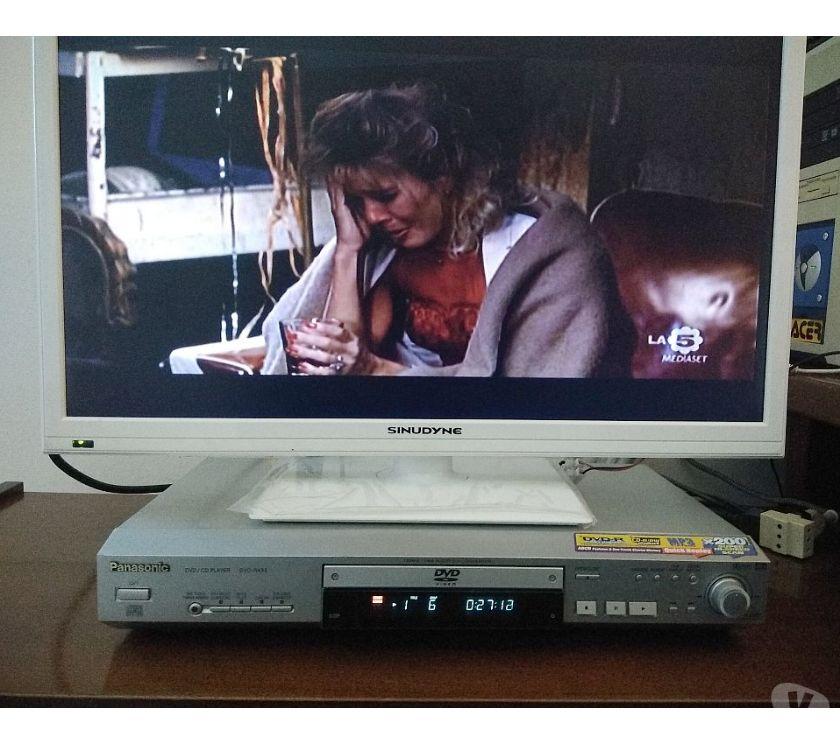 TV - Hi-Fi - Fotografia Reggio nell'Emilia e provincia Boretto - Foto di Vivastreet.it Lettore DVD-CD-mp3 Panasonic DVD-RV32, audio192KHz 24Bit