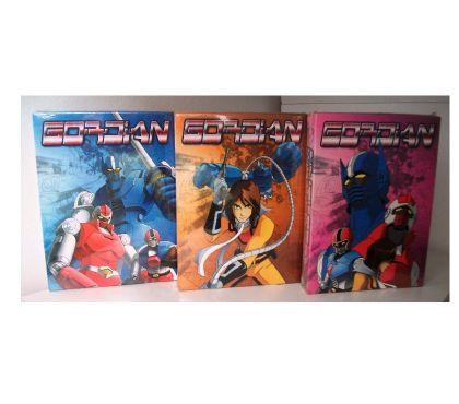 Foto di Vivastreet.it Gordian 3 box dvd tutti gli episodi completi