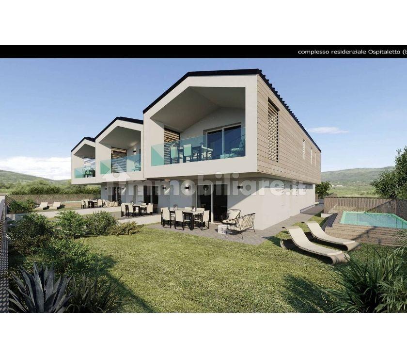 proprietà immobiliari in vendita Brescia e provincia Brescia - Foto di Vivastreet.it Villetta a Schiera rif. 42a