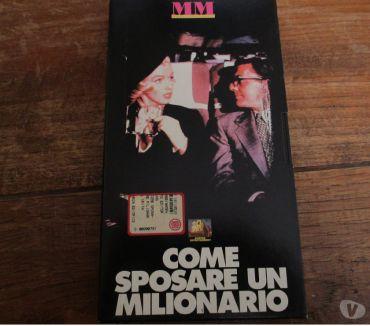 Foto di Vivastreet.it COME SPOSARE UN MILIONARIO VHS