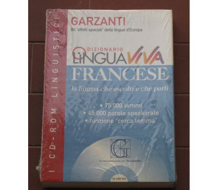 Foto di Vivastreet.it Garzanti - Linguaviva francese, CD-ROM WIN