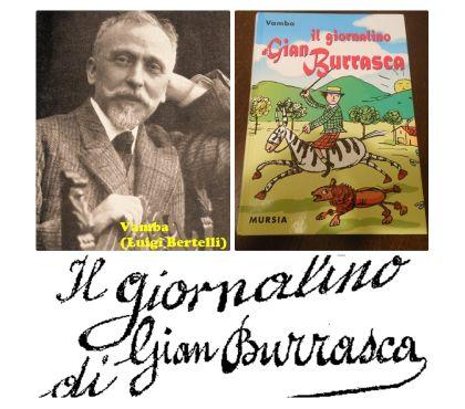 Foto di Vivastreet.it Il giornalino di Gian Burrasca, Vamba, MURSIA Editore 1983.
