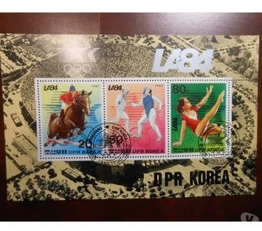 Foto di Vivastreet.it COREA - LOTTO N. 5 - EURO 0,90