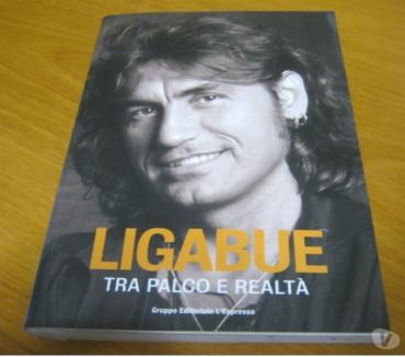 Foto di Vivastreet.it Libro Luciano Ligabue - Tra Palco e Realtà