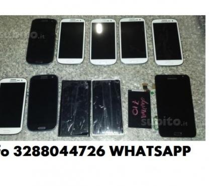 Foto di Vivastreet.it Lcd completi per samsung s2 s3 s4 s5 note 3 4 iphone 3 4 5