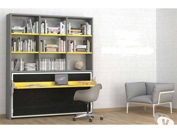 Letto a scomparsa con scrivania e tares in vendita roma - Mobili letto a scomparsa usati ...