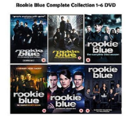 Foto di Vivastreet.it Dvd originali serie tv ROOKIE BLUE 6 stagioni