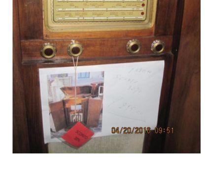 Foto di Vivastreet.it GIRADISCHI COD. 13399, CON RADIO PHILIPS