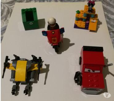 Foto di Vivastreet.it Costruzioni varie incomplete ma compatibili con i lego