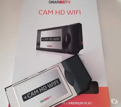 Foto di Vivastreet.it SMART CAM HD WI-FI CI+ x Mediaset Premium e satellitari