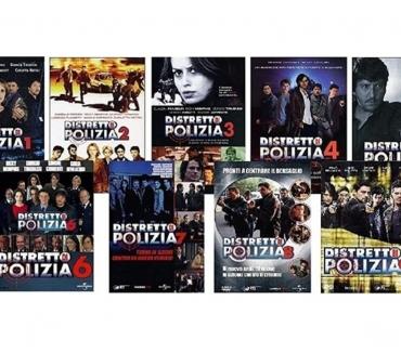Foto di Vivastreet.it DVD ORIGINALI SERIE DISTRETTO DI POLIZIA completa 11STAGIONI
