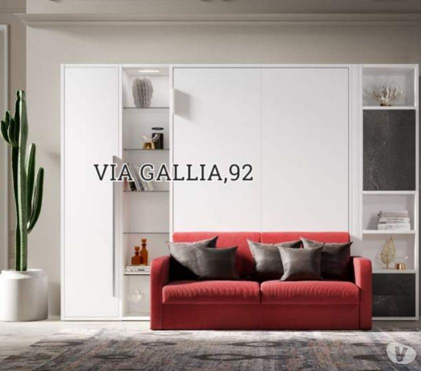 Foto di Vivastreet.it Letto a scomparsa divano casa- letti a roma
